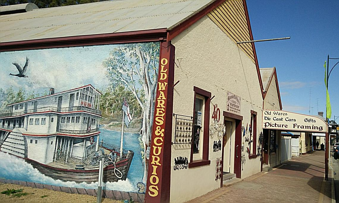 Mannum Olde Wares & Curios (The Butter Factory)