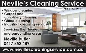 Neville's Cleaning Service