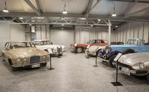 Mid Murray Classic Car Gallery