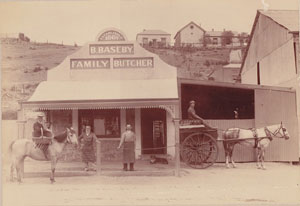 Butcher at Mannum