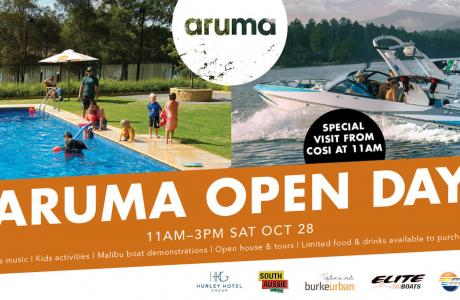 Aruma Open Day