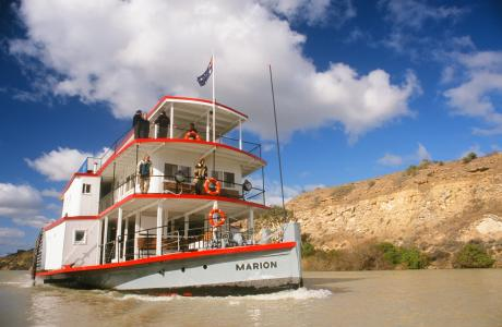 PS Marion Short Cruises- Nov 21st & 22nd