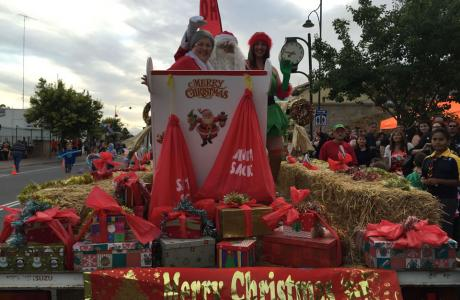 Mannum Christmas Pageant
