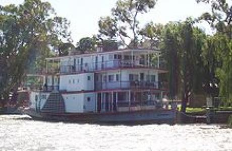 PS Marion- Mannum - Goolwa cruise - 3 days 2 nights