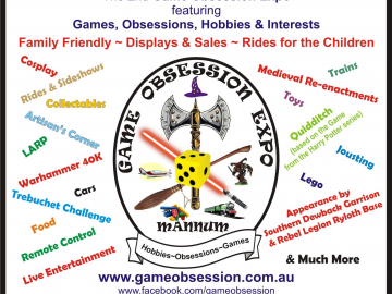 GAME OBSESSION EXPO