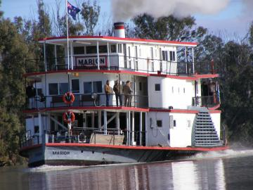 Marion's last cruise for 2019