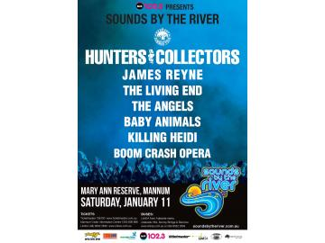 MULTI-AWARD WINNING SOUNDS BY THE RIVER BRINGS ANOTHER INCREDIBLE LINE-UP IN 2020