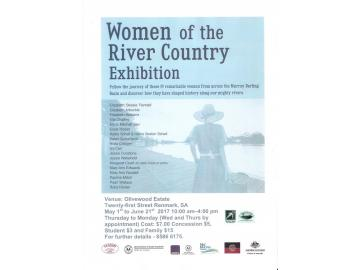 REMARKABLE RIVER WOMEN ON SHOW AT OLIVEWOOD HOMESTEAD MUSEUM – RENMARK IN THE RIVERLAND, SOUTH AUSTRALIA