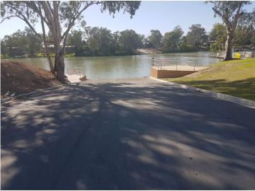 NEW PONTOONS TO BOOST SAFETY, ACCESS AT UPGRADED MORGAN BOAT RAMP