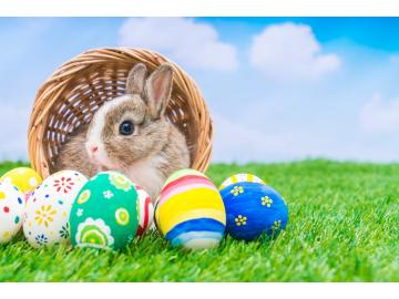 STAY SAFE, STAY HOME THIS EASTER