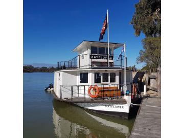 HISTORIC RIVERBOAT CRUISES SET TO BRING VISITORS BACK TO MID MURRAY