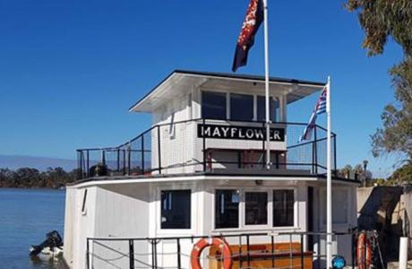 PW Mayflower Cruises - every Tuesday, Thursday, Saturday and Sunday